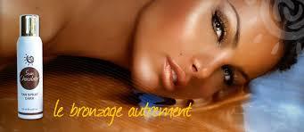 tanning bronzage par brumisation